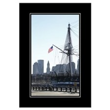 USS Constitution Wall Art