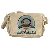 CVN-76 USS Reagan Messenger Bag