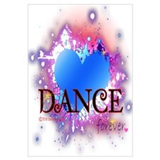 Love Dance Forever Wall Art