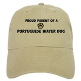 Proud Parent: Portuguese Wate Baseball Cap