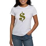 Dollar Sign Women's T-Shirt