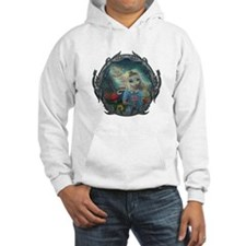 Alice in Wonderland Jumper Hoody