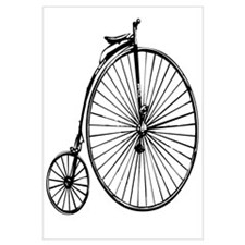 Antique Bicycle Wall Art