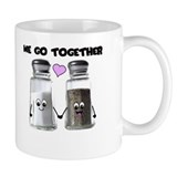 We belong together Small Mug