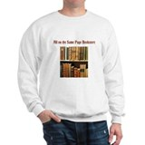 Cute Bookstore Sweatshirt