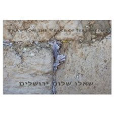 Pray For Jerusalem Wall Art