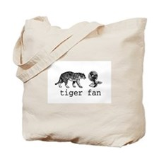 Mizzou TIGER FAN Tote Bag