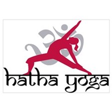 Hatha Yoga Wall Art
