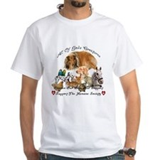Cool Human dog Shirt