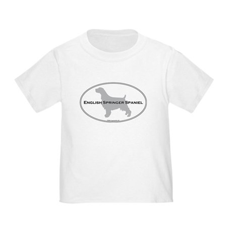 English Springer Spaniel Toddler T-Shirt