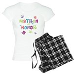 Matron of Honor Women's Light Pajamas