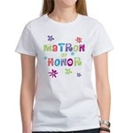 Matron of Honor Women's T-Shirt