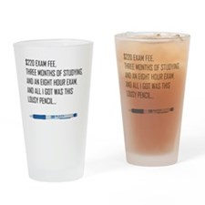 Unique Civil engineering surveyors Drinking Glass