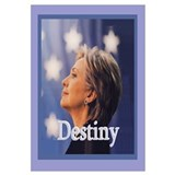 Hillary DESTINY Wall Art