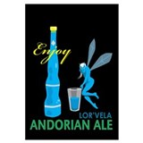 Star Trek Andorian Ale Wall Art
