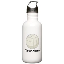 Personalized Volleyball Gift Sports Water Bottle