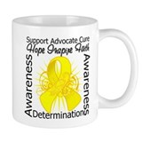 Sarcoma Cancer Hope Inspiring Mug