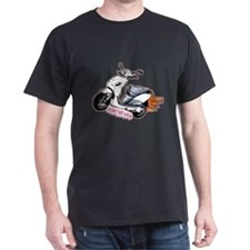 Scooter Diva Logo T-Shirt