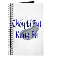 Choy Li Fut Journal
