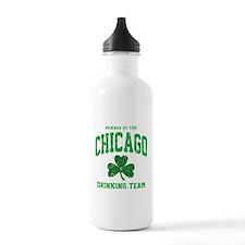 Chicago Drinking Water Bottle