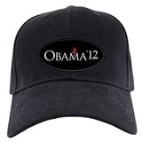 Obama 2012 Baseball Hat