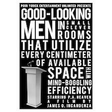 Good Looking Men... mini poster