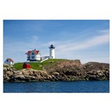 Nubble Light Main Wall Art