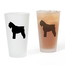 Bouvier des Flandres Dog Drinking Glass