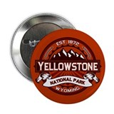 "Yellowstone Crimson 2.25"" Button"