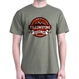Yellowstone Crimson T-Shirt