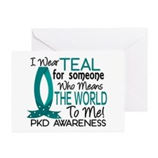 Means World To Me 1 PKD Greeting Cards (Pk of 20)