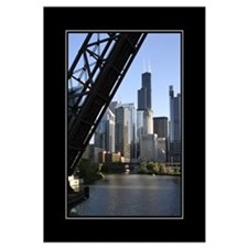 Sears Tower Drawbridge 18x24 Poster