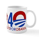 Sluts for Obama Mug
