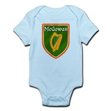 McGowan Family Crest Infant Bodysuit