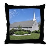 St Peter's Luthern Throw Pillow
