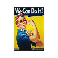Rosie the Riveter Magnet (100 pack)