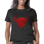 Honor Melanoma Jr. Ringer T-Shirt