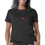 Honor Melanoma Fitted T-Shirt