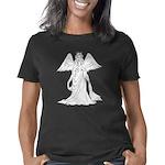 Honor Melanoma Women's Fitted T-Shirt (dark)