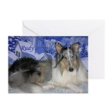Rudy Greeting Cards (Pk of 10)