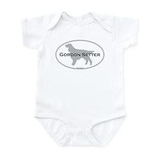 Gordon Setter Infant Creeper