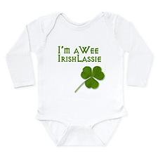 Im a wee lassie Body Suit