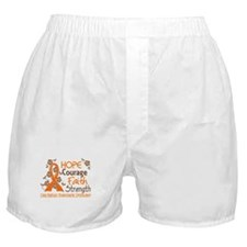 Hope Courage Faith 3 RSD Boxer Shorts