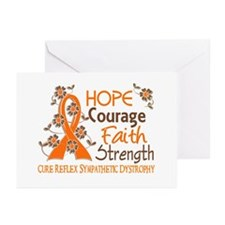 Hope Courage Faith 3 RSD Greeting Cards (Pk of 20)