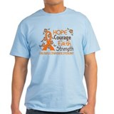 Hope Courage Faith 3 RSD T-Shirt