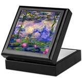 Monet - Nympheas v2 Keepsake Box