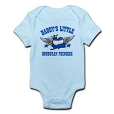 Daddy's Little Honduran Princess Infant Bodysuit