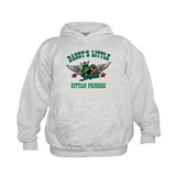 Daddy's Little Kittian Princess Hoodie