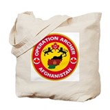 Operation Archer Tote Bag