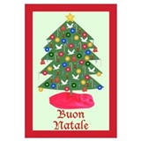 Buon Natale Christmas Wall Art